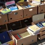 Unorganized Books